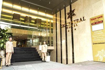 GK Central Hotel Sài Gòn