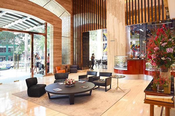 Khách sạn Sherwood Suites Sài Gòn