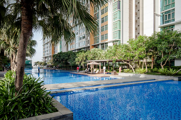 Khách sạn Somerset Vista Ho Chi Minh City