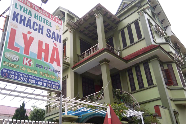 Ly Ha Hotel Ha Tinh