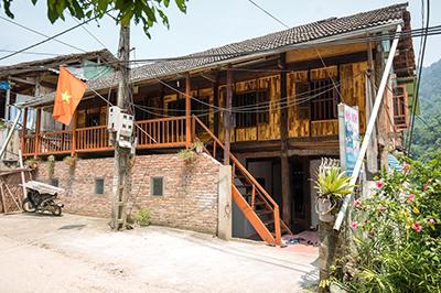 Minh Quang Homestay