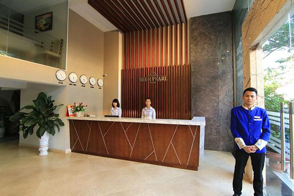 Khách sạn Hà Nội Pearl