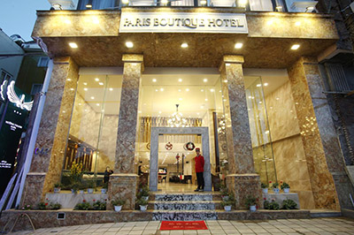Khách sạn Paris Boutique Sapa