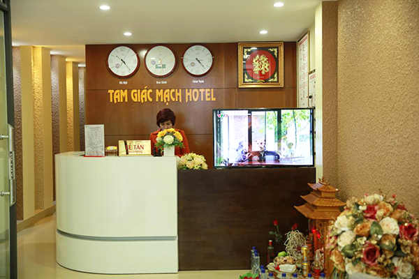 Khách sạn Tam Giác Mạch