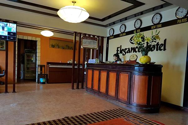 Khách sạn Sapa Elegence