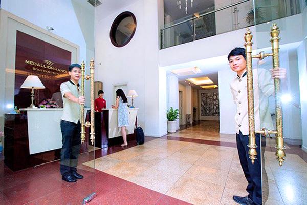 Khách sạn Medallion