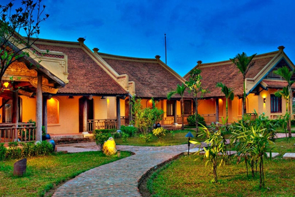 Ninh Binh Hidden Charm Hotel