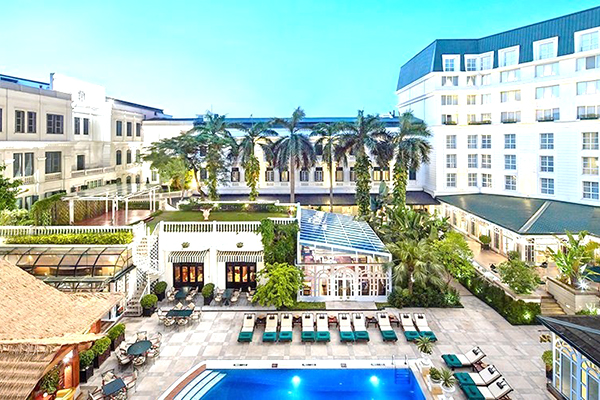 Khách sạn Sofitel Legend Metropole Hà Nội