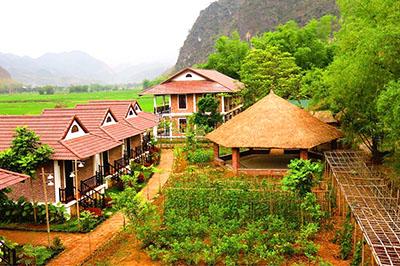 Khách sạn Sol Bungalows Mai Châu