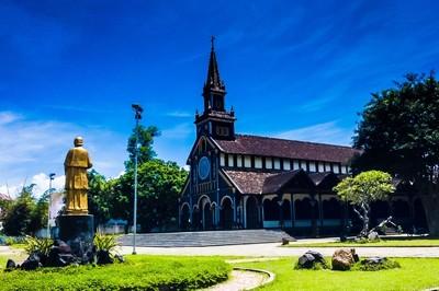 Tour du lịch Tây Nguyên 3 ngày 2 đêm | Tham quan Buôn Ma Thuột - Gia Lai - Kon Tum