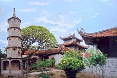Tour du lịch Bắc Ninh:  Chùa Phật Tích – Đền Đô | 1 ngày