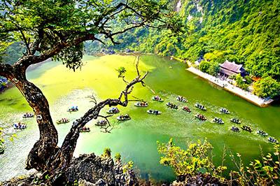 Tour du lịch Miền Bắc 7 ngày 6 đêm - lịch trình: Hà Nội - Hạ Long - Sapa - Ninh Bình