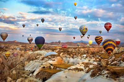 Tour Du Lịch Thổ Nhĩ Kỳ: HCM - Istanbul - Canakkale - Pamukkale - Cappadocia | 9 ngày 8 đêm