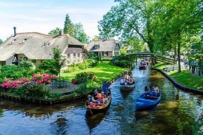 Tour Du Lịch Châu Âu: HCM -  Pháp - Luxembourg - Bỉ - Hà Lan | 7 ngày 6 đêm