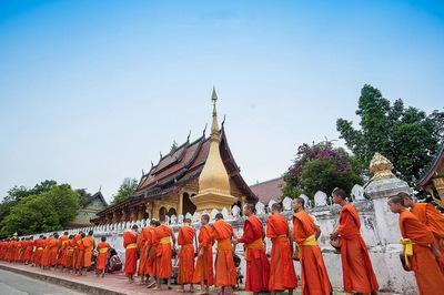Tour du lịch Lào: Hà Nội - Paksan - Viên Chăn - Luông Prabang - Xiêng Khoảng | 6 ngày 5 đêm