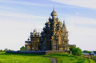 Du Lịch Nga:  Hà Nội - Du Thuyền Trên Sông Volga |13 ngày 12 đêm