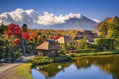 Chương trình thăm quan du lịch Nhật Bản: HCM - Kyoto - Osaka - Kobe - Yamanashi - Tokyo | 6 ngày 5 đêm