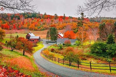 Cảnh đẹp nước Mỹ