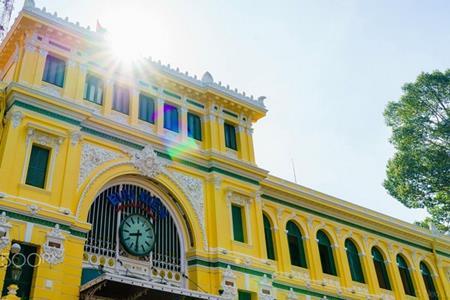 Bưu điện thành phố