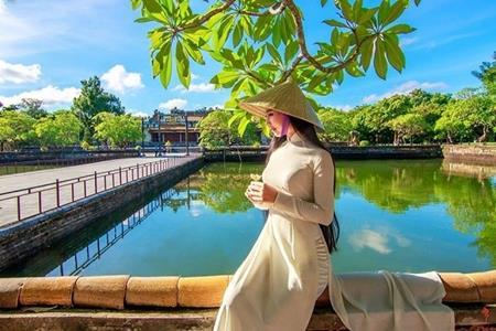Nét đẹp Đại Nội Huế