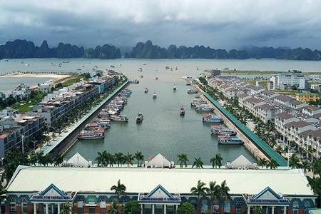 Cảng Tuần Châu - Vịnh Hạ Long