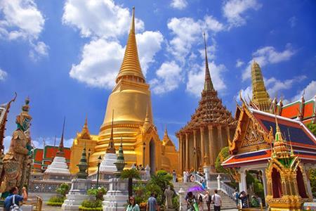 Du lịch Bangkok mùa thu 3 ngày 2 đêm