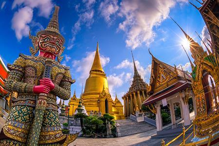 Tour Thái Lan hè 2018: Hà Nội - Bangkok - Safari World - Pattaya 5 ngày 4 đêm