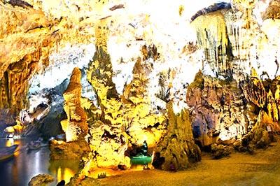 Tour du lịch Quảng Bình: Phong Nha - Kẻ Bàng - Động Thiên Đường - Sông Chày Hang Tối | 5 ngày 4 đêm
