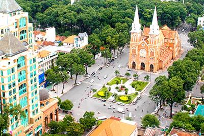 Tour du lịch Sài Gòn Vũng Tàu trọn gói - Giá rẻ nhất | 7 ngày 6 đêm
