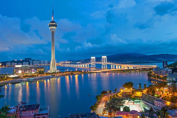 Tour du lịch Trung Quốc - Hồng Kông - Chu Hải - Macao 5 ngày 4 đêm