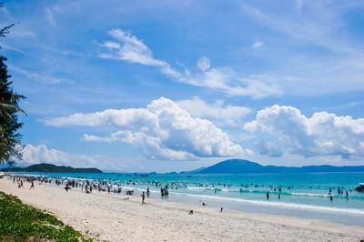 Tour Du Lịch Quảng Ninh 3 ngày 2 đêm | Hà Nội - Biển Trà Cổ - Móng Cái - Đông Hưng Trung Quốc