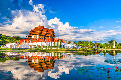 Tour Hà Nội - Chiang Mai - Chiang Rai | 5 ngày 4 đêm