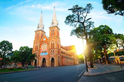 Du lịch Hồ Chí Minh (Sài Gòn)