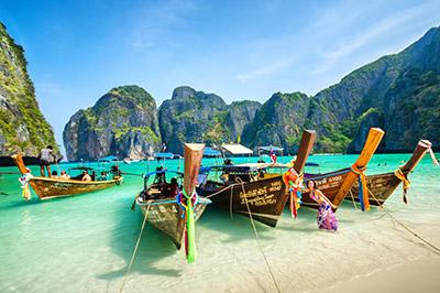Du lịch Hồ Chí Minh - Thái Lan